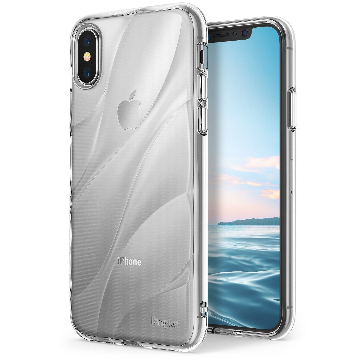 Ringke Cases for iPhone X or iPhone 8/8 Plus $3.92 + Free Shipping