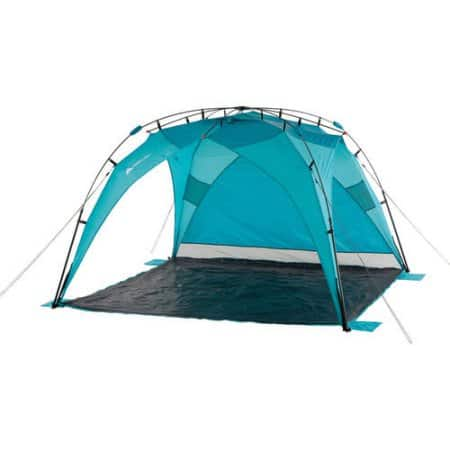 Ozark Trail 8' x 8' Instant Sun Shade (Blue) + 2-Pack 30oz Ozark Trail Double-Wall Vacuum-Sealed Stainless Steel Tumblers $33.62 + Free Store Pickup