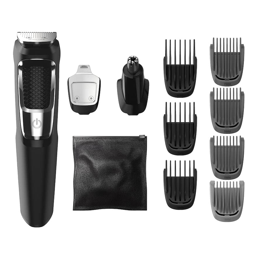 Kohl's Cardholders: 2x Philips Norelco Multigroom 3000 Personal Groomer $18.19 or Philips Norelco Multigroom 5000 Trimmer $13.99 + Free Shipping