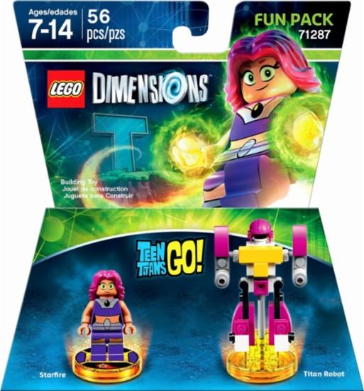 GCU Members: 50% Off LEGO Dimension Packs: Fun Packs $4.80, Team Packs $10, Level Packs $12, Story Packs $16 & More + Free Shipping