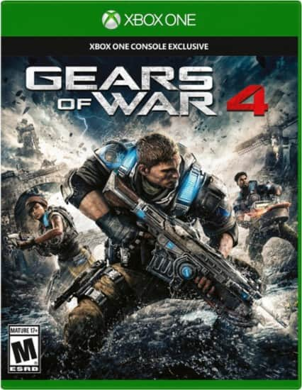 GCU Members: Gears of War 4 (Xbox One) $11.99, Rise of the Tomb Raider (Xbox One) $11.99 or Halo 5: Guardians (Xbox One) $11.99 & More + Free Shipping