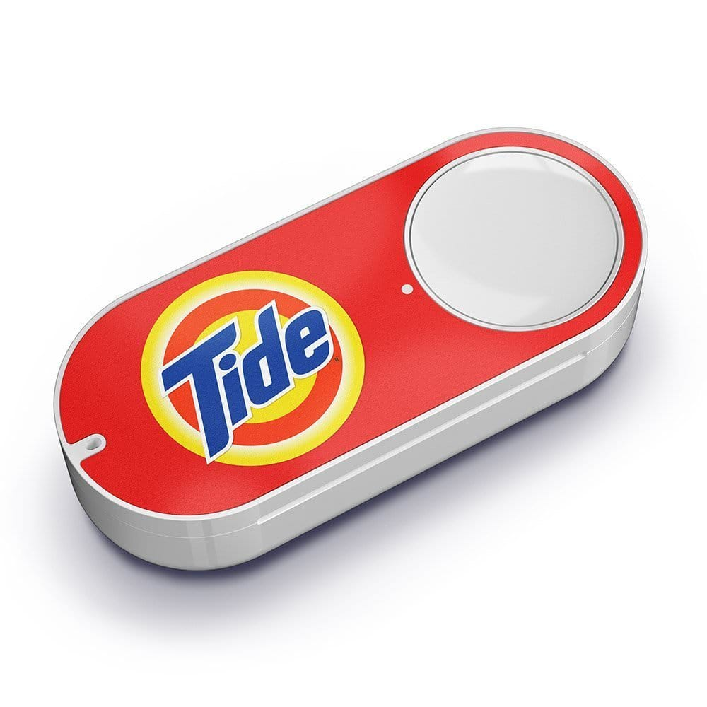Prime Members: Tide Dash Button + $4.99 Credit w/ First Press $0.99 + Free Shipping