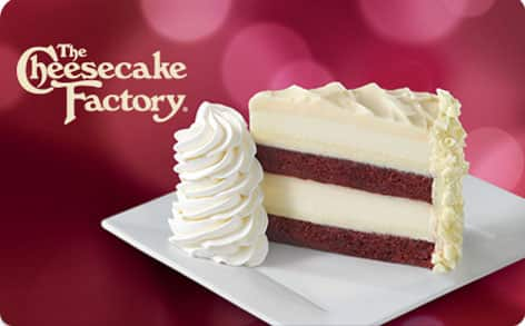 Slickdeals cheesecake factory