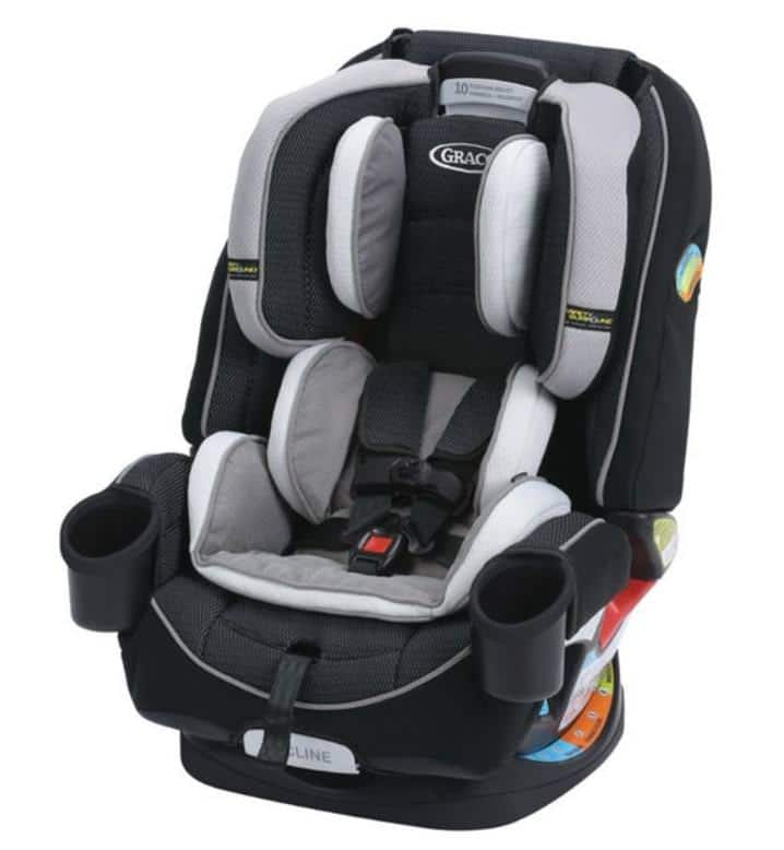 Graco 4Ever All In 1 Convertible Car Seat Tone