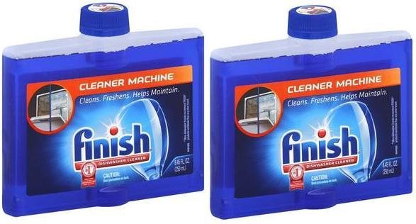2x 8.45oz Finish Liquid Dishwasher Machine Cleaner + $5 Target Gift Card $7.18 + Free Store Pickup