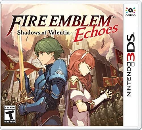 Fire Emblem Echoes: Shadows of Valentia (Nintendo 3DS) $17 + Free Store Pickup or Free Shipping on $35