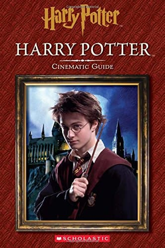 Harry Potter: Cinematic Guide (Hardcover) $2.22 + Free Shipping w/ Prime or FSSS