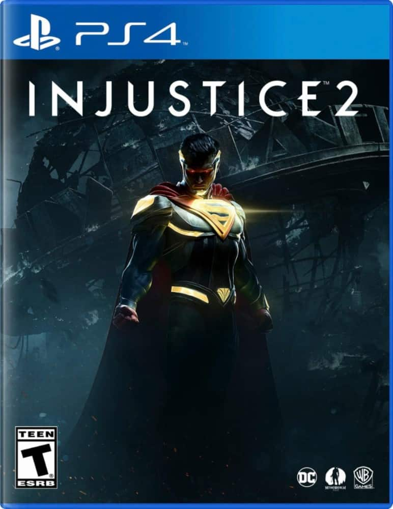 GCU Members: Injustice 2 (PS4 or Xbox One) $15.99 + Free Store Pickup *Starts 2/25*
