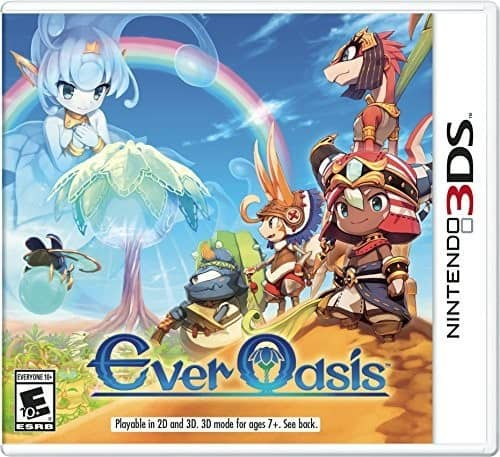 Ever Oasis (Nintendo 3DS) $20 + Free Store Pickup or Free Shipping on $35