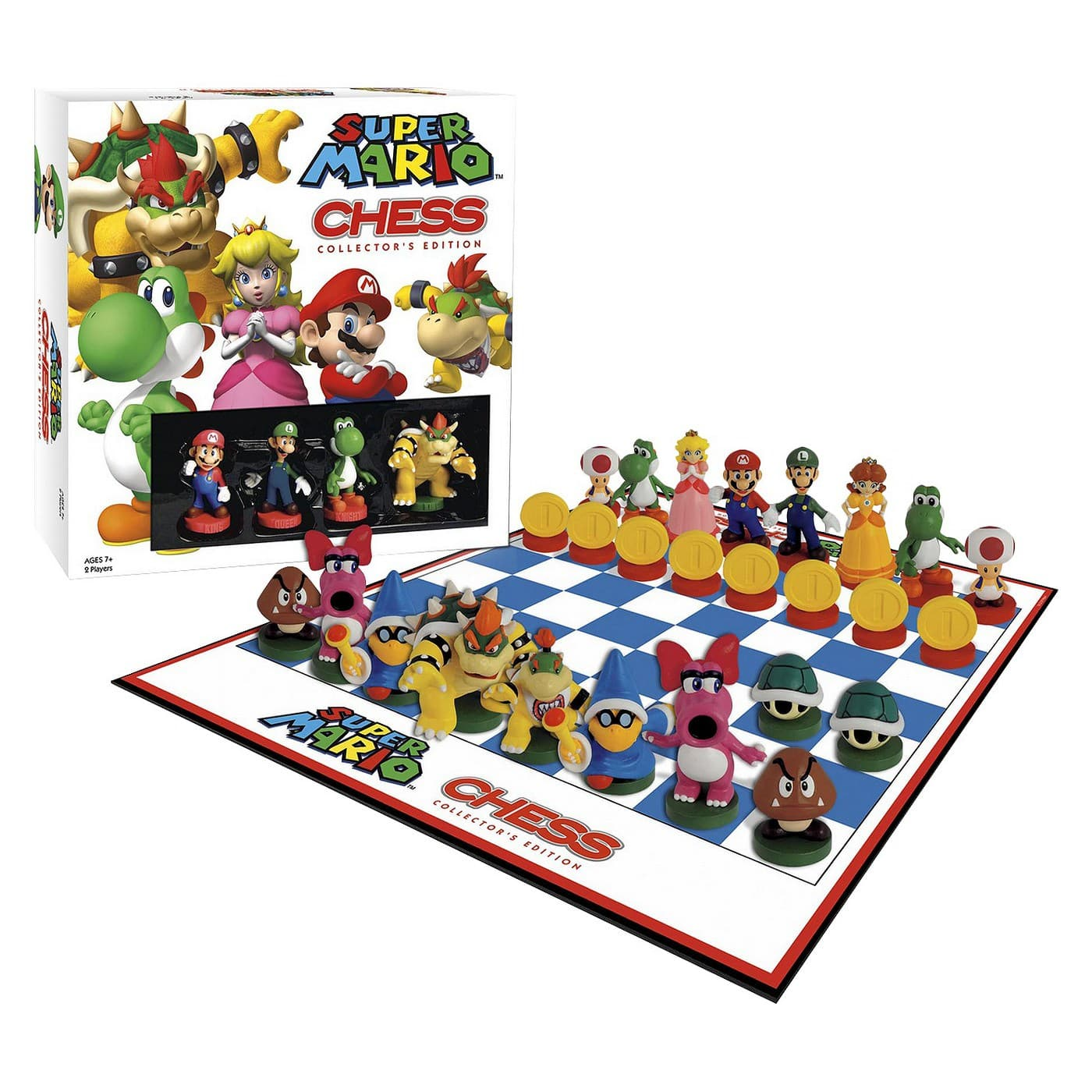 Target: Select Board Games, Toys and Dolls B1G1 50% Off (Super Mario Chess Collector's Edition, Forbidden Island & More) + Free Store Pickup or Free Shipping on $35