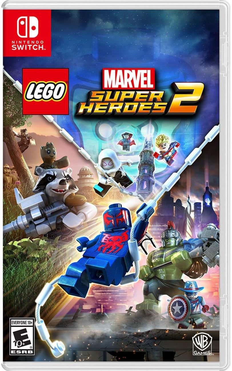 Nintendo Switch Games Lego Marvel Super Heroes 2 19 99 Lego Ninjago Movie Videogame 19 99 Lego City Undercover 19 99 O Lavahotdeals Com