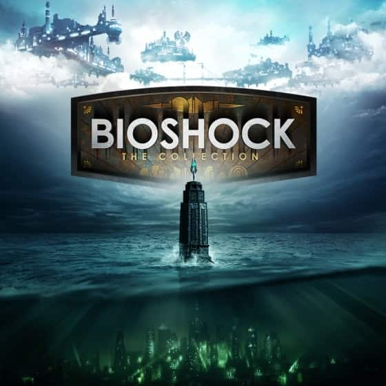 PS+ Members: BioShock: The Collection (PS4 Digital Download