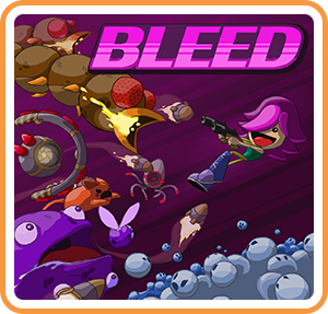 Nintendo Switch Digital Games: Bleed $5.99, Letter Quest Remastered $5.99, Jydge $8.99, Nine Parchments $11.99, Frederic: Resurrection of Music $1.49
