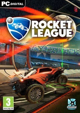 Rocket League (PC Digital Download) $7.09 or Less