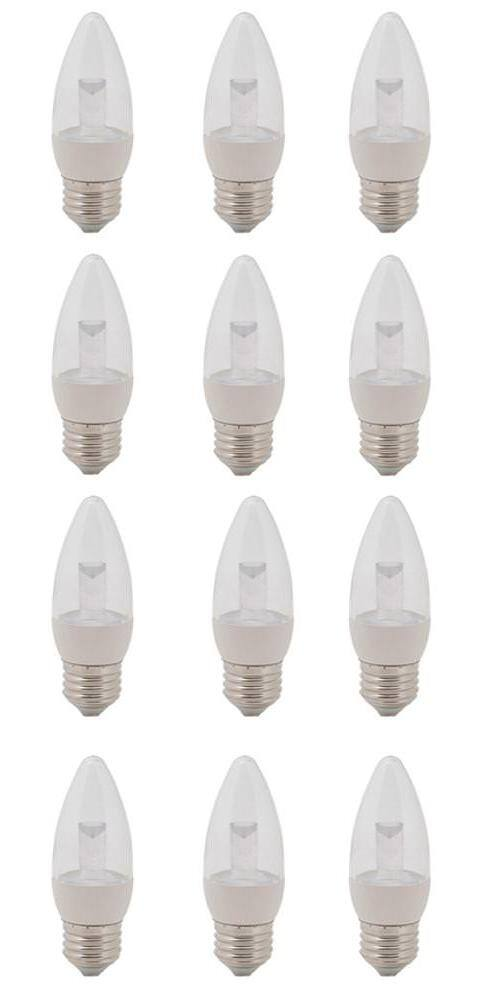 12 Pk Ecosmart 40w Equiv B11 Dimmable Decorative Led Light