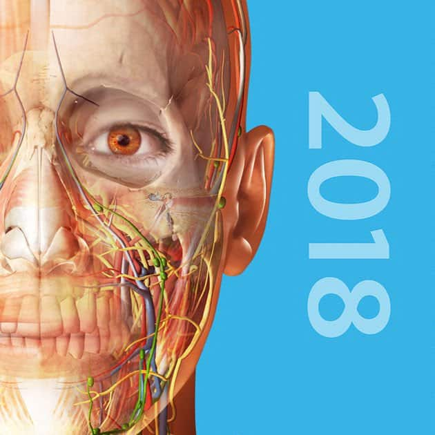Human Anatomy Atlas 2018 Complete 3D Body Android