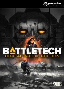 Battletech Digital Deluxe Edition (PC Digital Download) $10.39 via Amazon