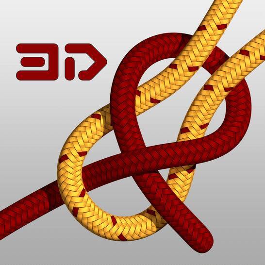 Knots 3D (iOS or Android App) Free