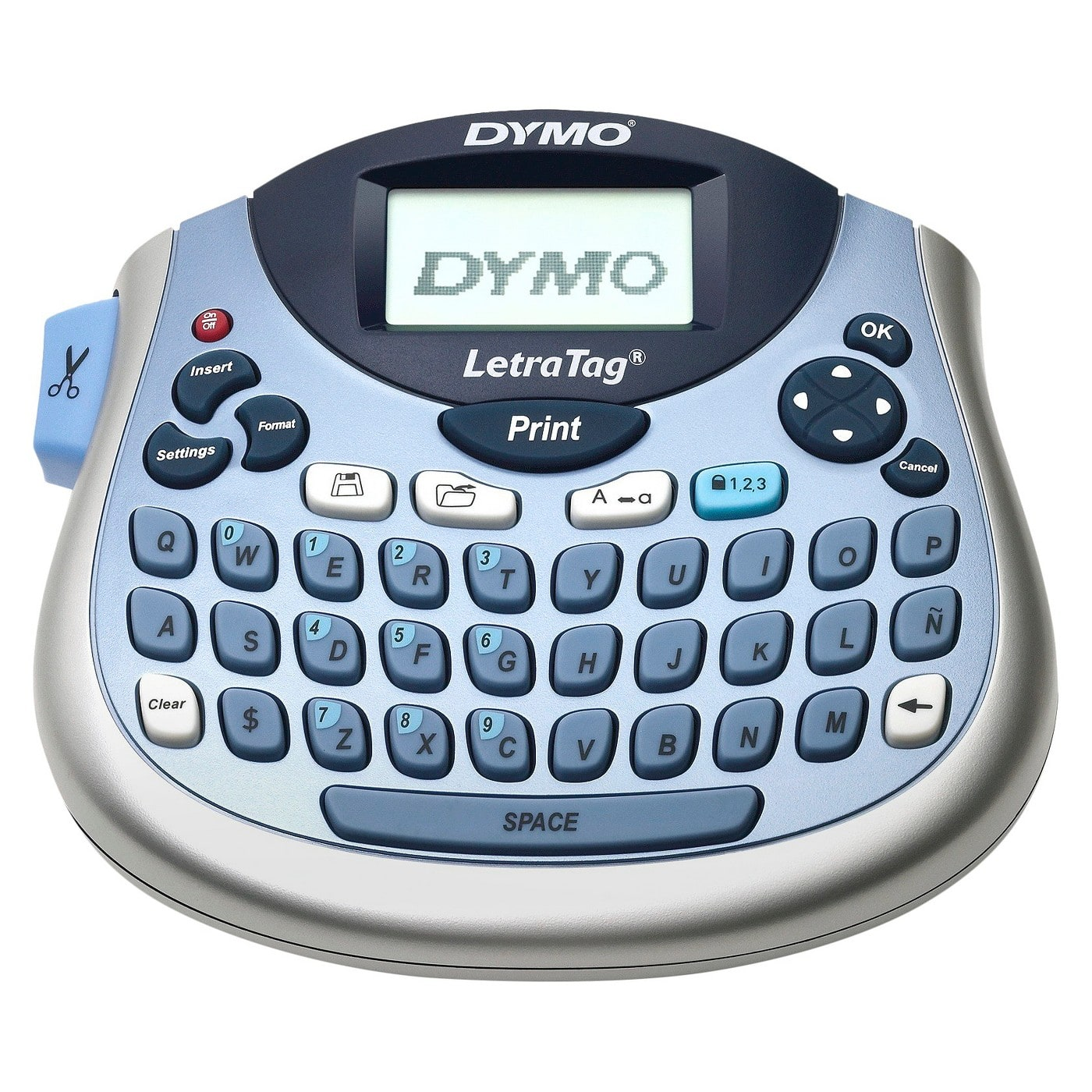 This is a photo of Dynamic Handheld Label Maker Walmart