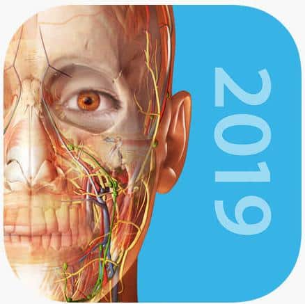 Human Anatomy Atlas 2019: Complete 3D Human Body (iOS or Android App ...