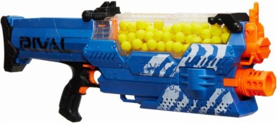 Nerf Nemesis MXVII-10K Blaster (Blue) $34.99, (Red) $40.99, Nerf Rival Zeus MXV-1200 Blaster (Red) $14.99 or (Blue) $17.99 + Free Shipping on $35