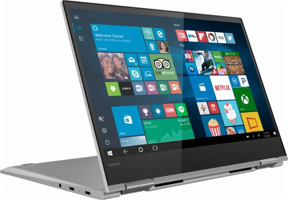 "Lenovo Yoga 730 13.3"" 2-in-1 Touchscreen Laptop: i5-8250U, 8GB RAM, 256GB SSD $599.99 w/ EDU code + Free Shipping @ Best Buy"