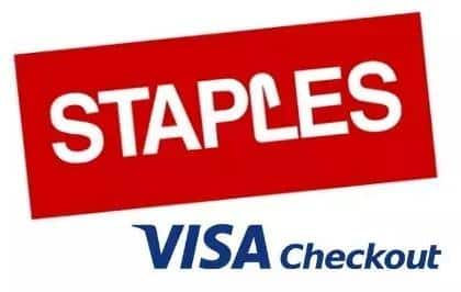 Staples additional savings w visa checkout slickdeals deal image fandeluxe Gallery