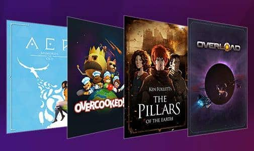 Twitch Prime Members: Overcooked, AER: Memories of Old