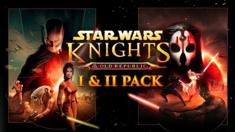 Fanatical Flash Sale: PCDD: Star Wars: Knights of the Old
