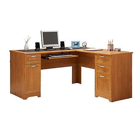 Realspace Magellan Collection L Shaped Desk 105 59