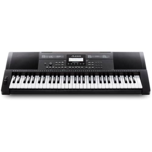 67695520166 Alesis Harmony 61: 61-Key Portable Keyboard w/ Built-In Speakers ...