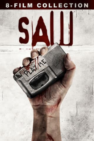 Saw 8-Film Collection: Unrated (Digital HD) $14.99 (Includes: Saw 1-7 + Jigsaw) @ Apple iTunes