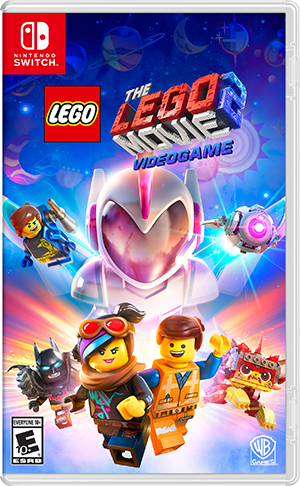 Nintendo Switch Digital Games: The LEGO Movie 2 Videogame $19.99, LEGO Harry Potter Collection $19.99 or LEGO Marvel Super Heroes 2 $19.49