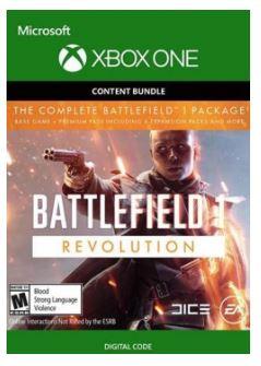 Xbox One Digital Downloads:12-Month EA Acesss Subscription $19.39, Battlefield 1 Revolution $2.29, Rocket League $7.99 & Much More