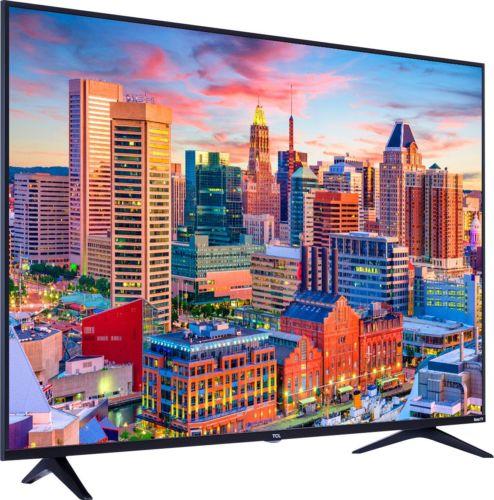 "49"" TCL 49S515 5 Series 4K UHD HDR Roku Smart LED HDTV $299.99 + Free Shipping"