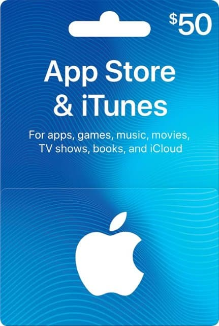 My Best Buy Members: $50 App Store & iTunes Gift Card - Page 6
