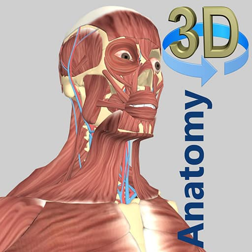 3D Anatomy (iOS App) Free @ Apple iTunes