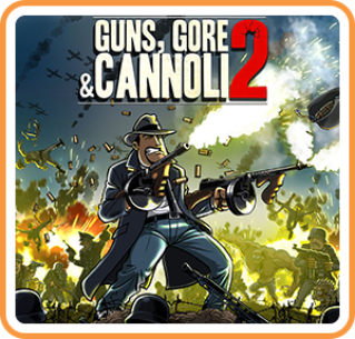 Nintendo Switch Digital Games: Guns, Gore and Cannoli 2 $8.70, Guns, Gore and Cannoli $5.99, Friday the 13th: Killer Puzzle $6.99, Detention $5.19, HoPiKo $1.99 & More
