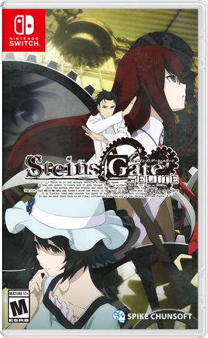Steins;Gate Elite (Nintendo Switch Digital Download) $23.99