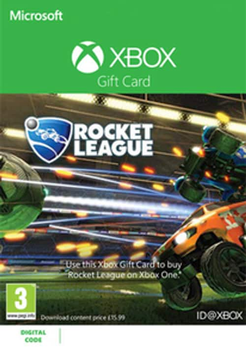 Rocket League (Xbox One Digital Download) $6.59 or Less
