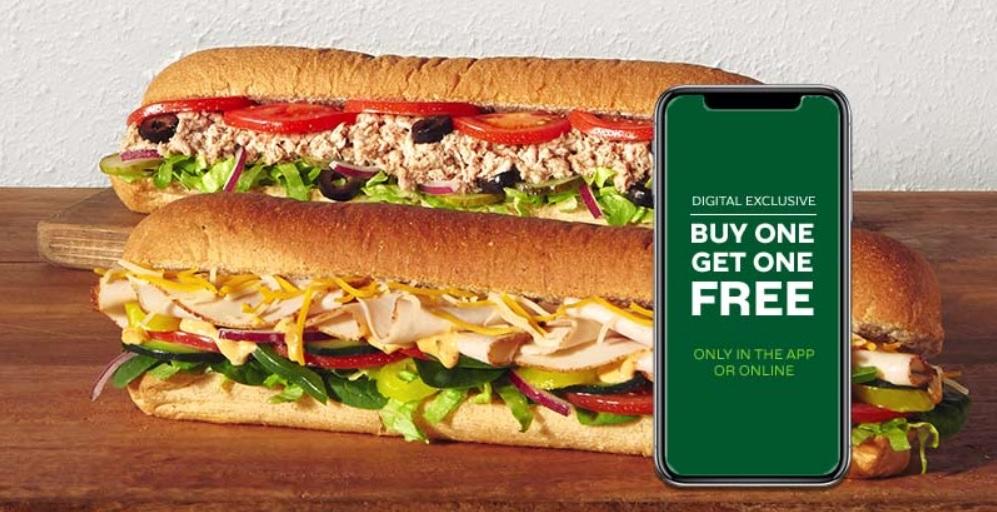 subway catering promo code