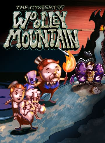 The Mystery of Woolley Mountain (Nintendo Switch Digital Download) $0.12