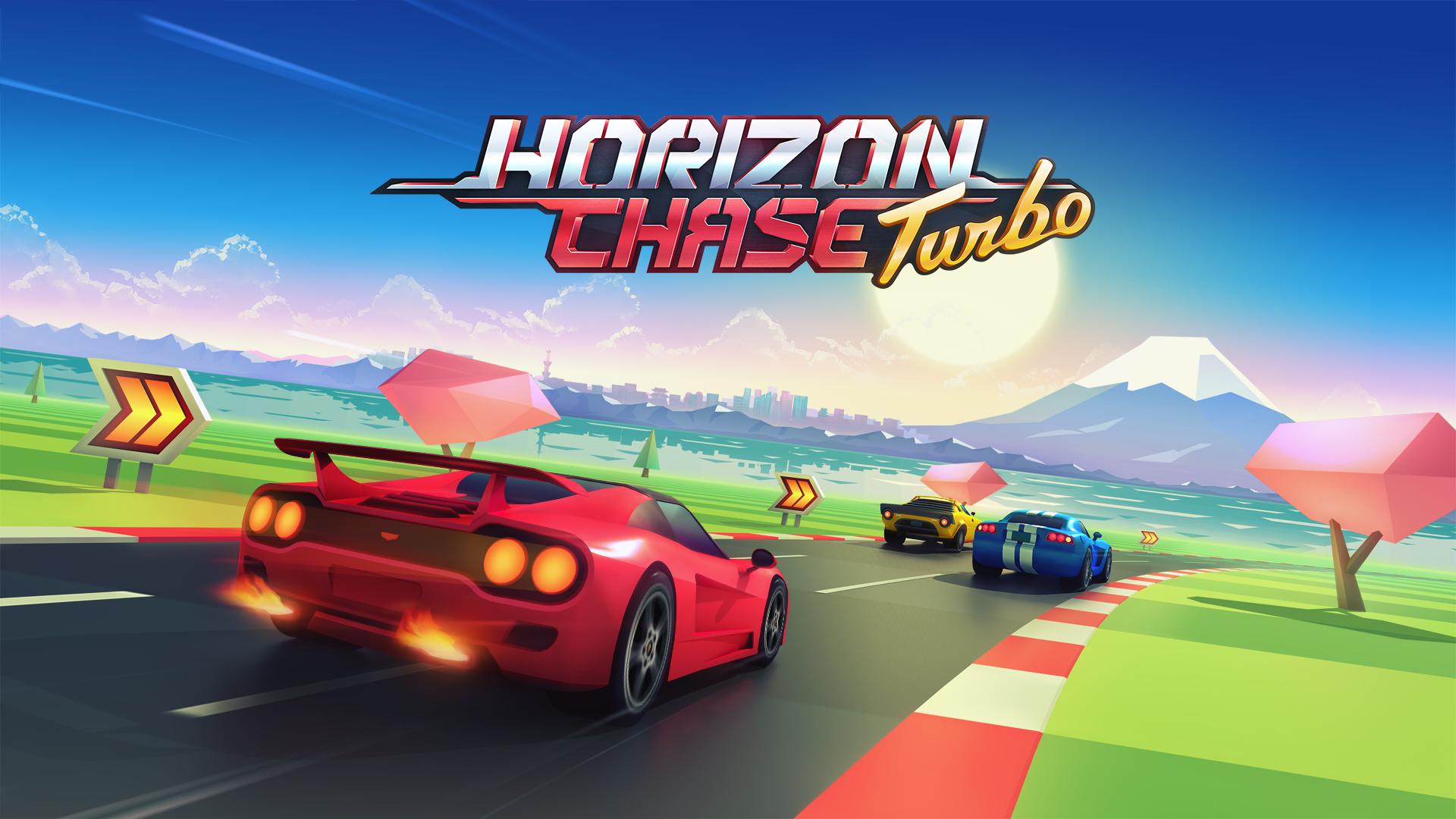 Horizon Chase Turbo (Nintendo Switch Digital Download) $5.99