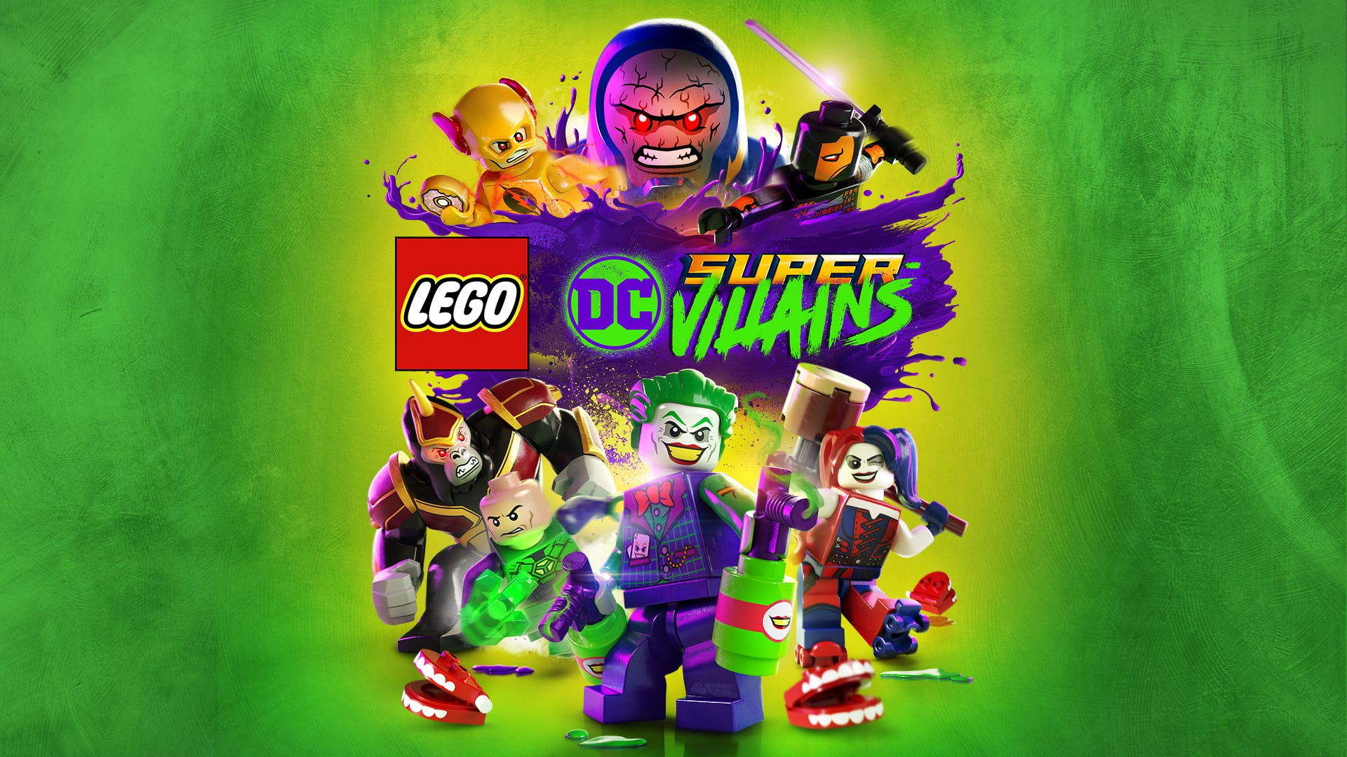 Switch Digital Games The Lego Movie 2 Video Game 10 Lego Dc Super Villains