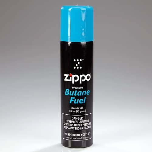 Four (4) 1.48oz cans of Zippo Butane Fuel for $1.96 +tax. $10 off any order + free shipping!