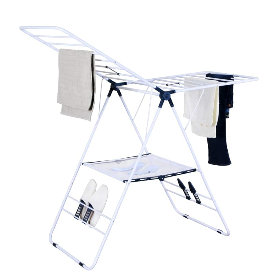 YMMV - Freestanding Metal Laundry Organizer $7.99 @ Lowes