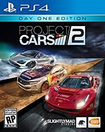 Project Cars 2 Standard PS4 $18.12 @amazon