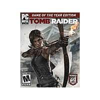 Newegg Deal: PC Digital Download: Tomb Raider Game of the Year for $7.64