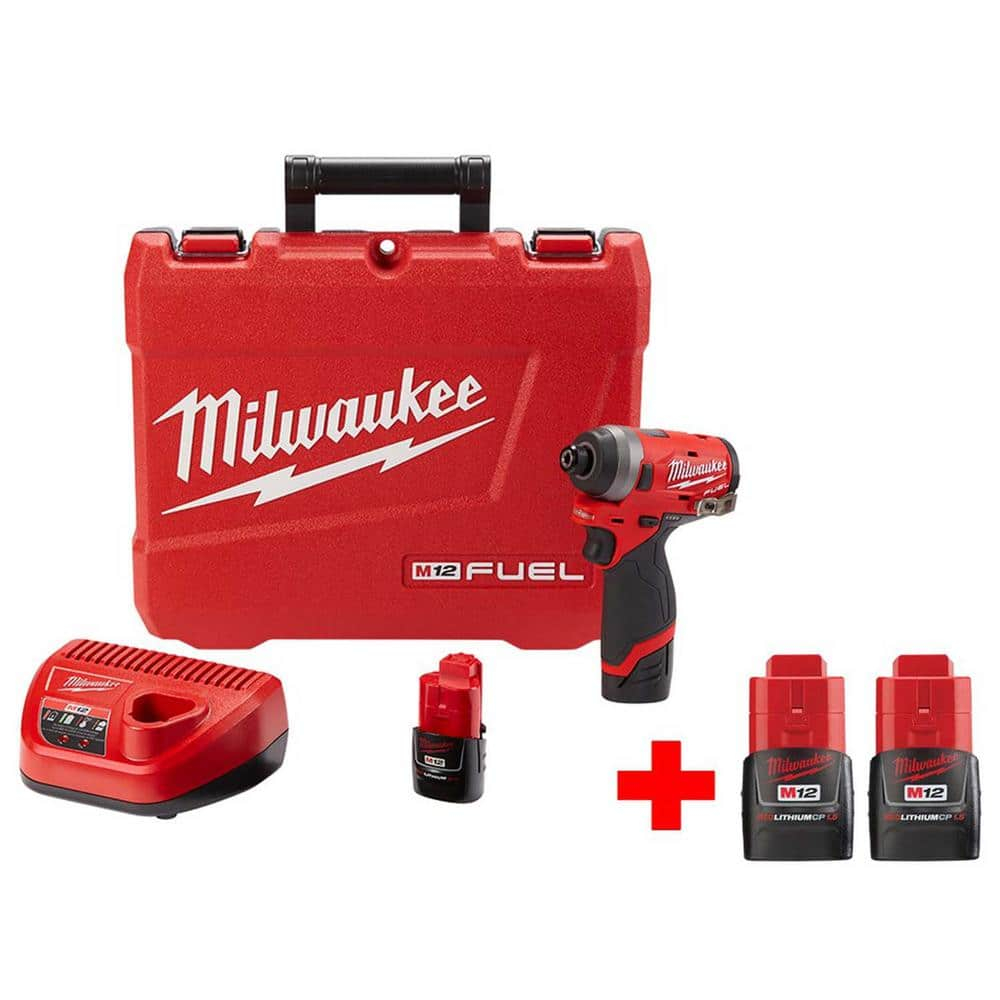 what size impact driver should i buy