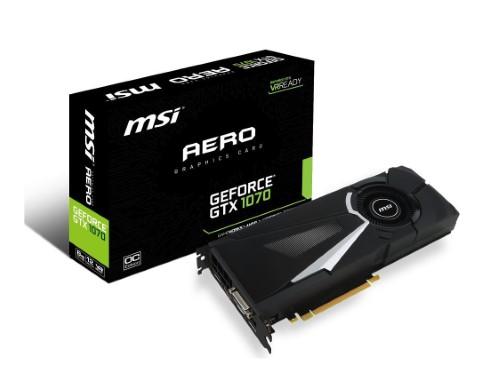 MSI GeForce GTX 1070 Aero 8G OC  $364.13 Shipped at Jet.com w/ Shop10 and no free returns/debit card (Must use App)